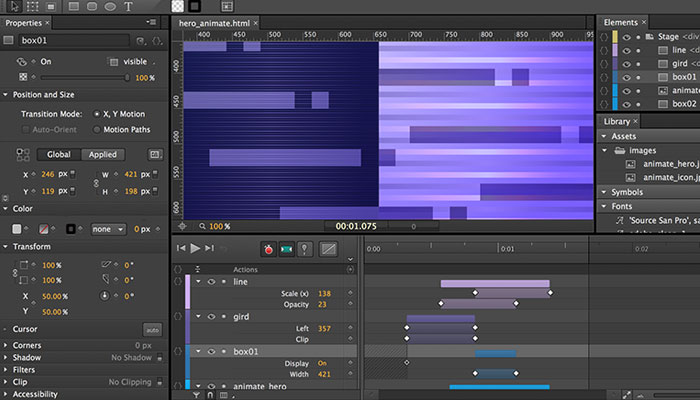 Adobe Edge Animation CC