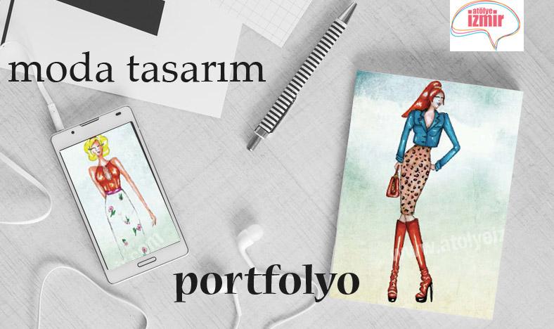 Moda Portfolyo Tasarımı