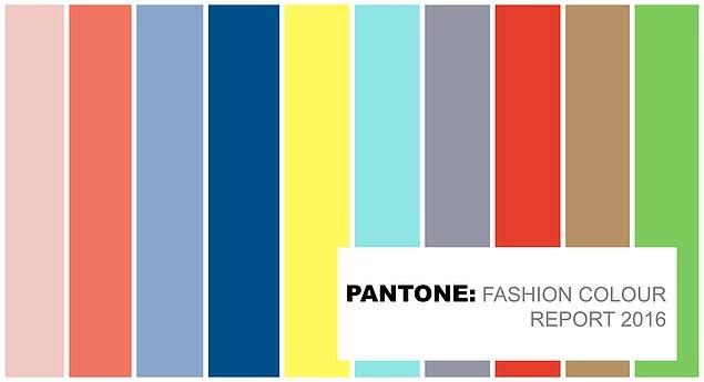 Yılın Rengi Seçildi… Üstelik 'Bir' Değil Tam 'İki' Tane!