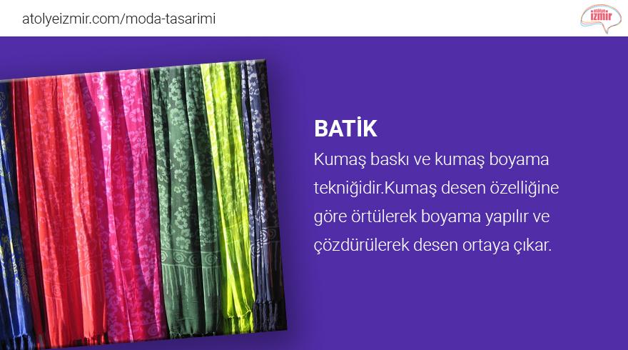 #Batik