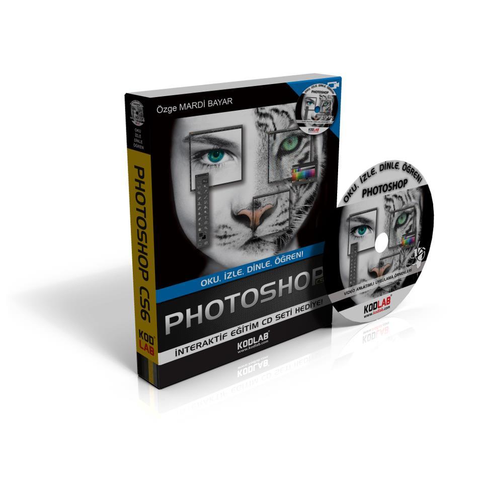 Photoshop Kitabı Web Sitesi Yayında