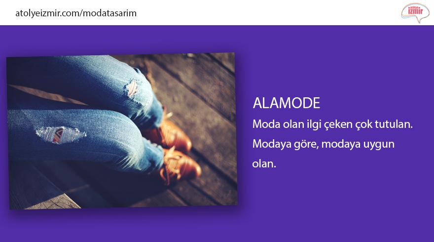#Alamode