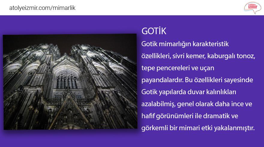 #Gotik