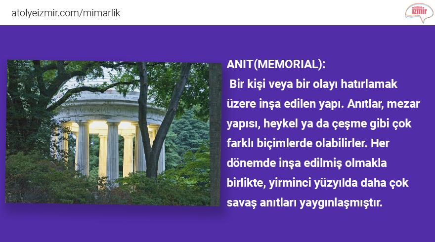 #Anıt (Memorial)
