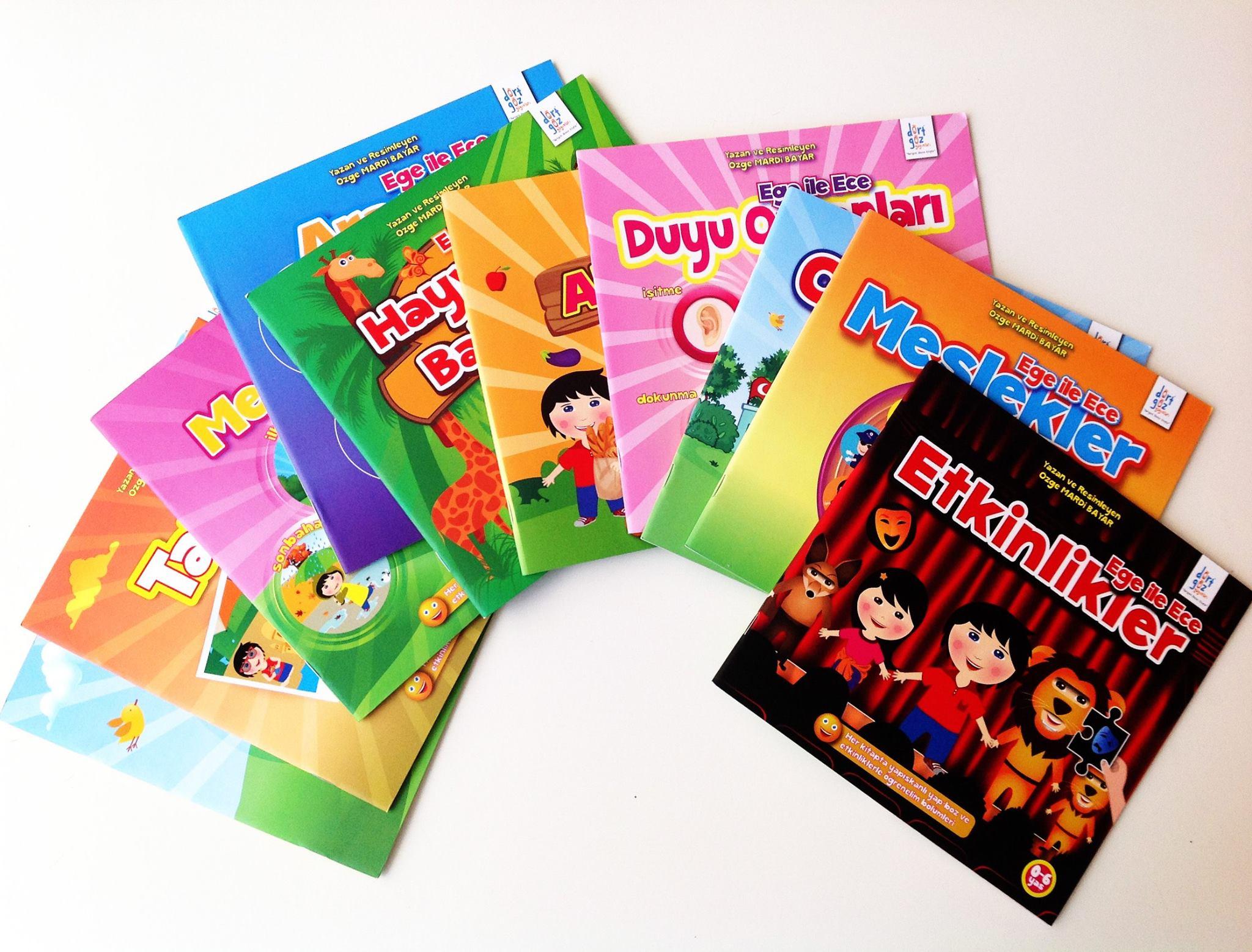 Çocuk Kitapları Resimlemede Karakter Yaratma