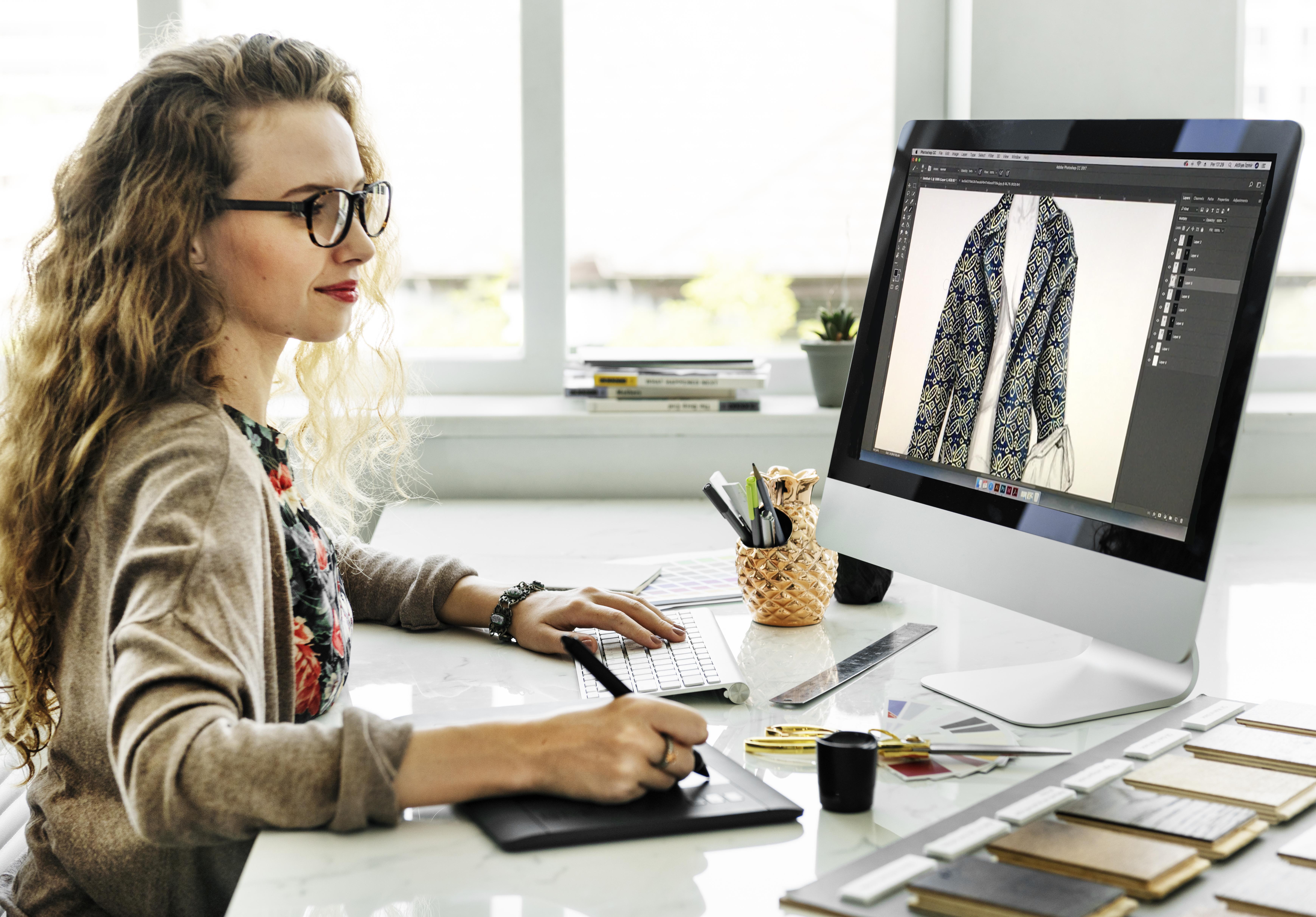 Dijital Moda Çizim Teknikleri