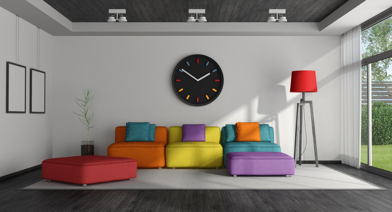 İç Mimaride Renk #2