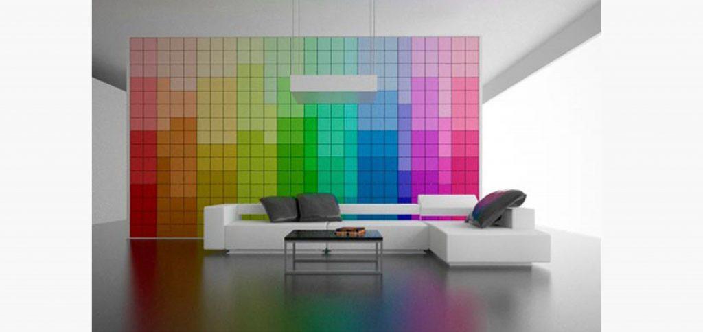 İç Mimaride Renk #1