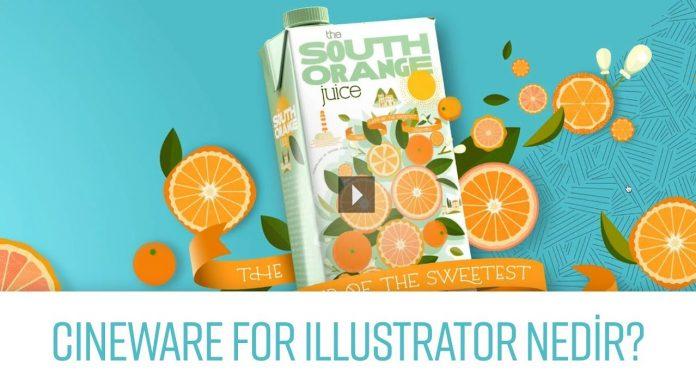 Cineware For Illustrator Eğitimi