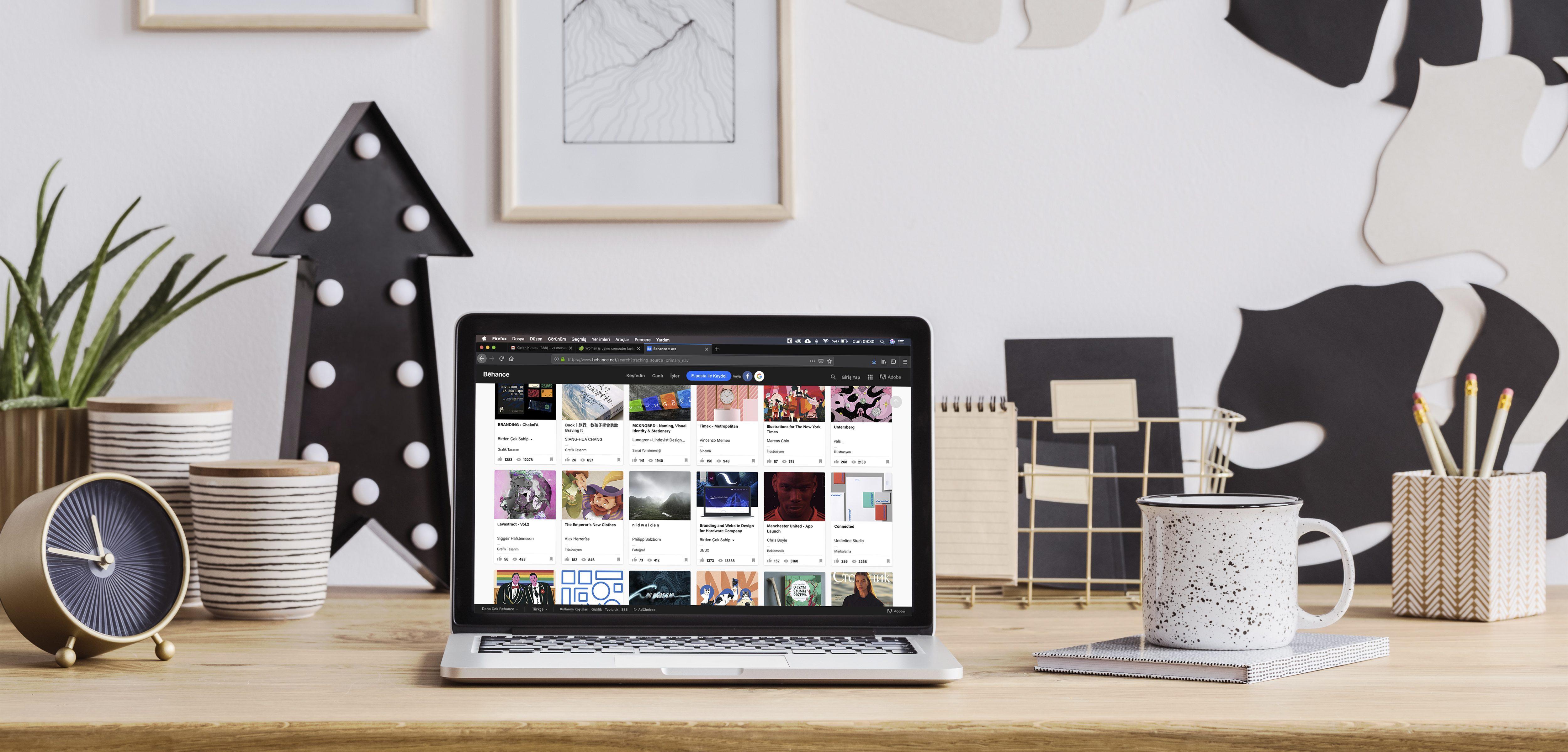 Tasarımcılar İçin İlham Alınacak Siteler