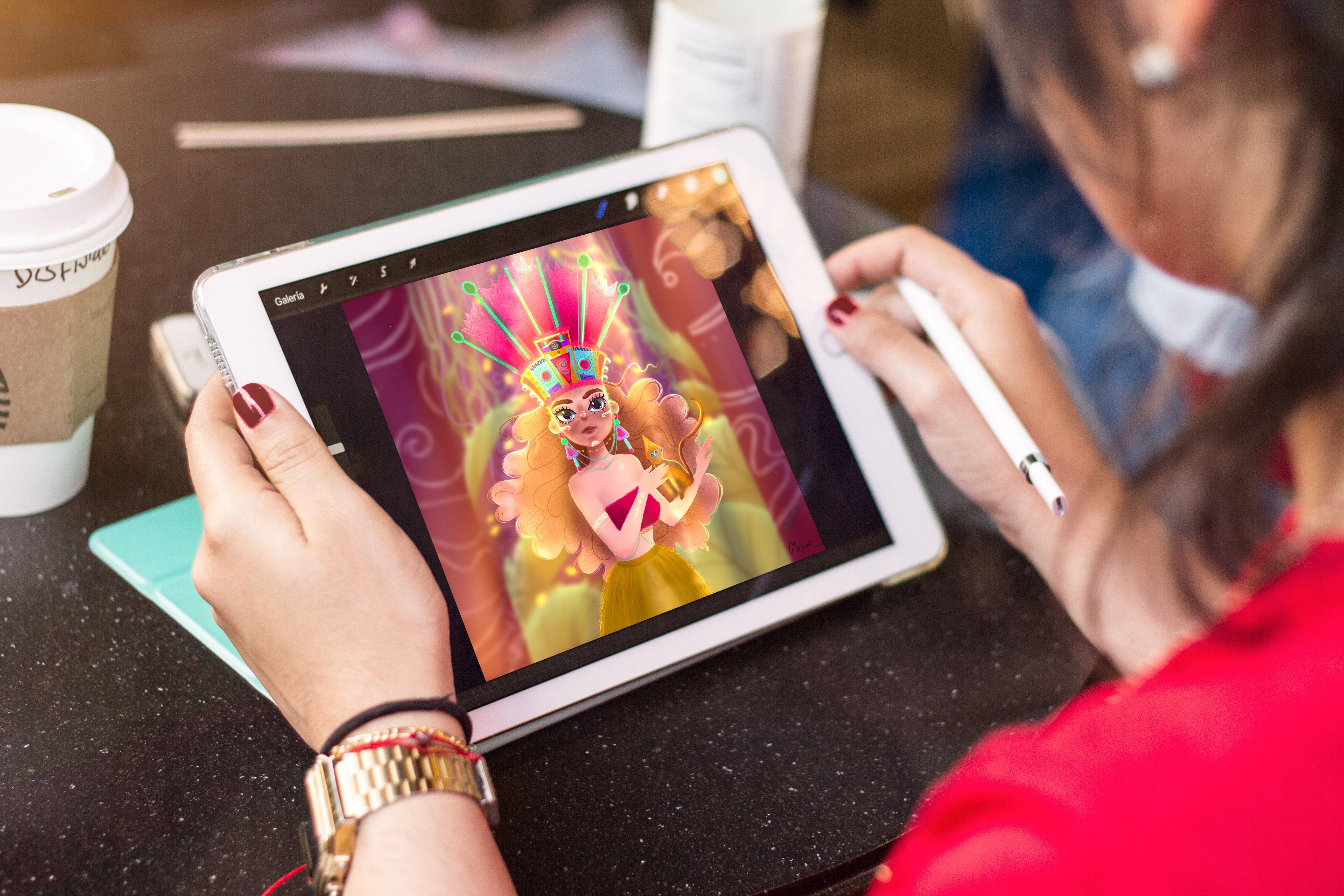 Tablette Kullanabileceğiniz Çizim Uygulamaları