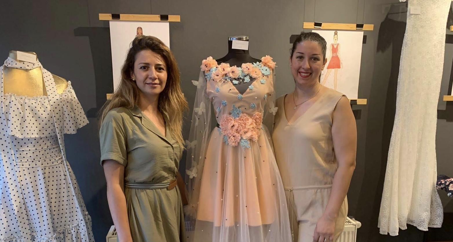 Atölye İzmir Moda Okulu Bitirme Sergisine Katılan Tüm Öğrencilerimizi Tebrik Ederiz