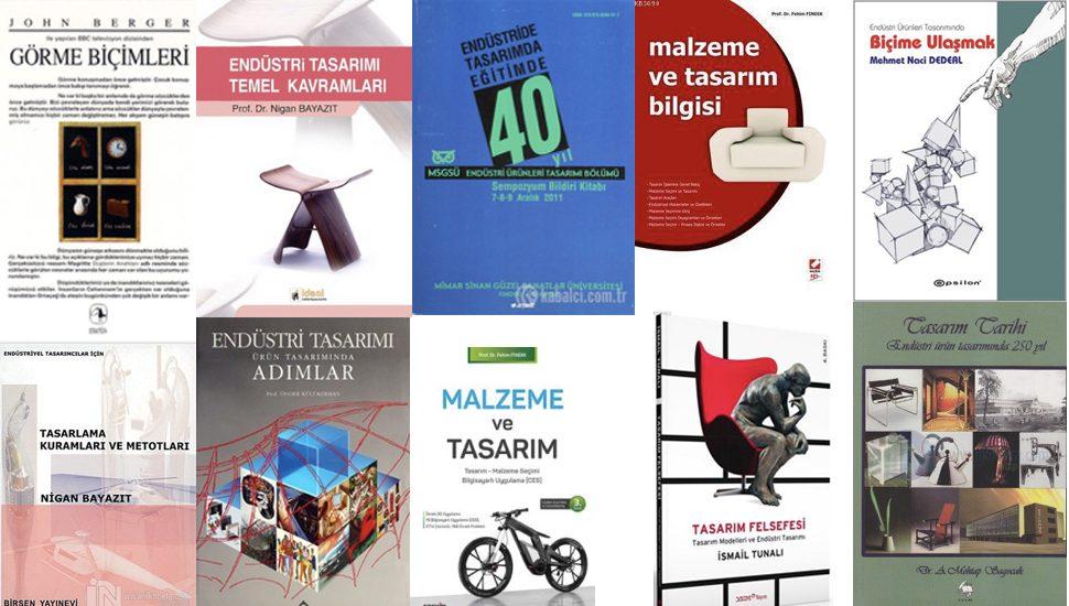 Endüstriyel Tasarım Üzerine Okumanız Gereken 10 Kitap Tavsiyesi