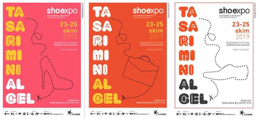 46. Shoexpo 'Tasarımını Al Gel' Yarışması