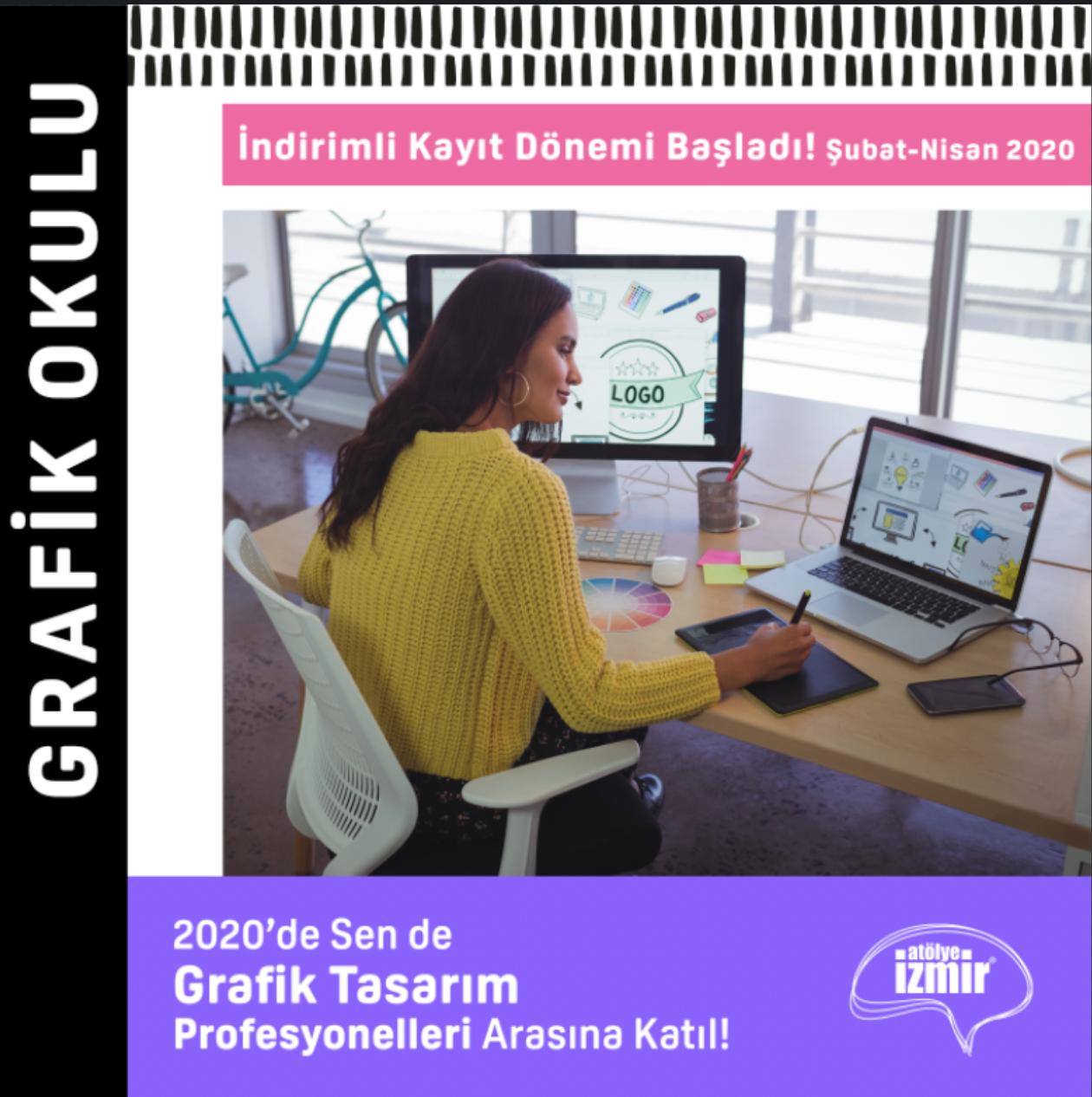 Atölye İzmir Grafik Okulu 2020