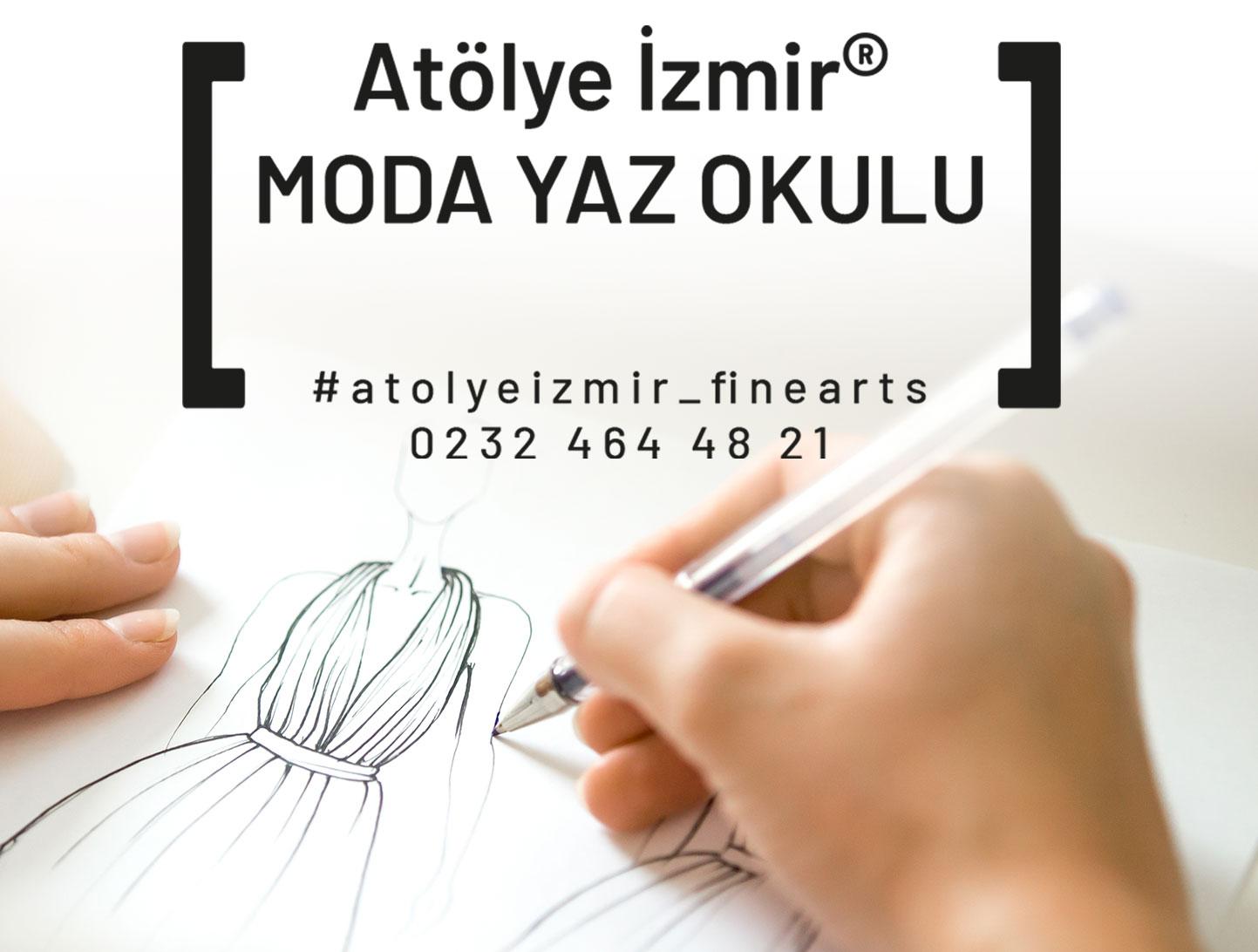 Moda Yaz Okulu – Atölye İzmir