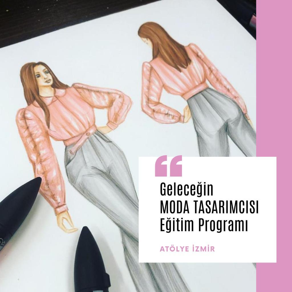 Geleceğin Moda Tasarımcıları Eğitim Programı