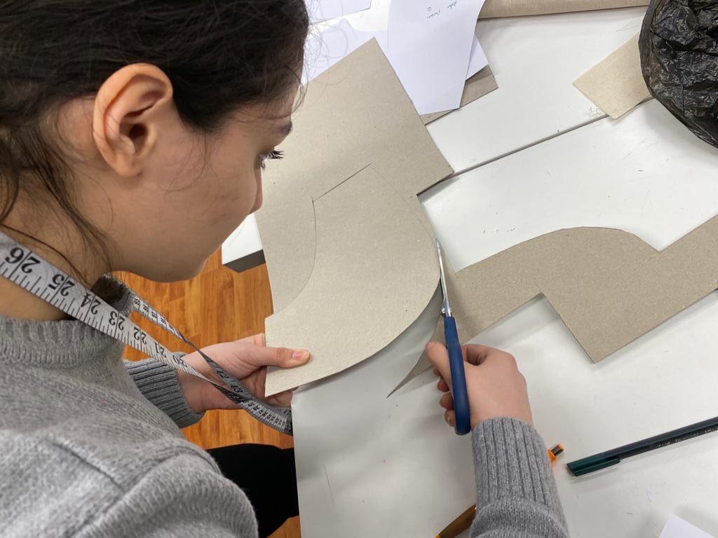 Moda Üretim Teknikleri