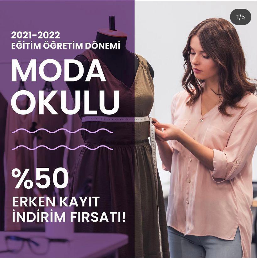 Atölye İzmir Moda Okulunda Nasıl Bir Eğitim Alırım?