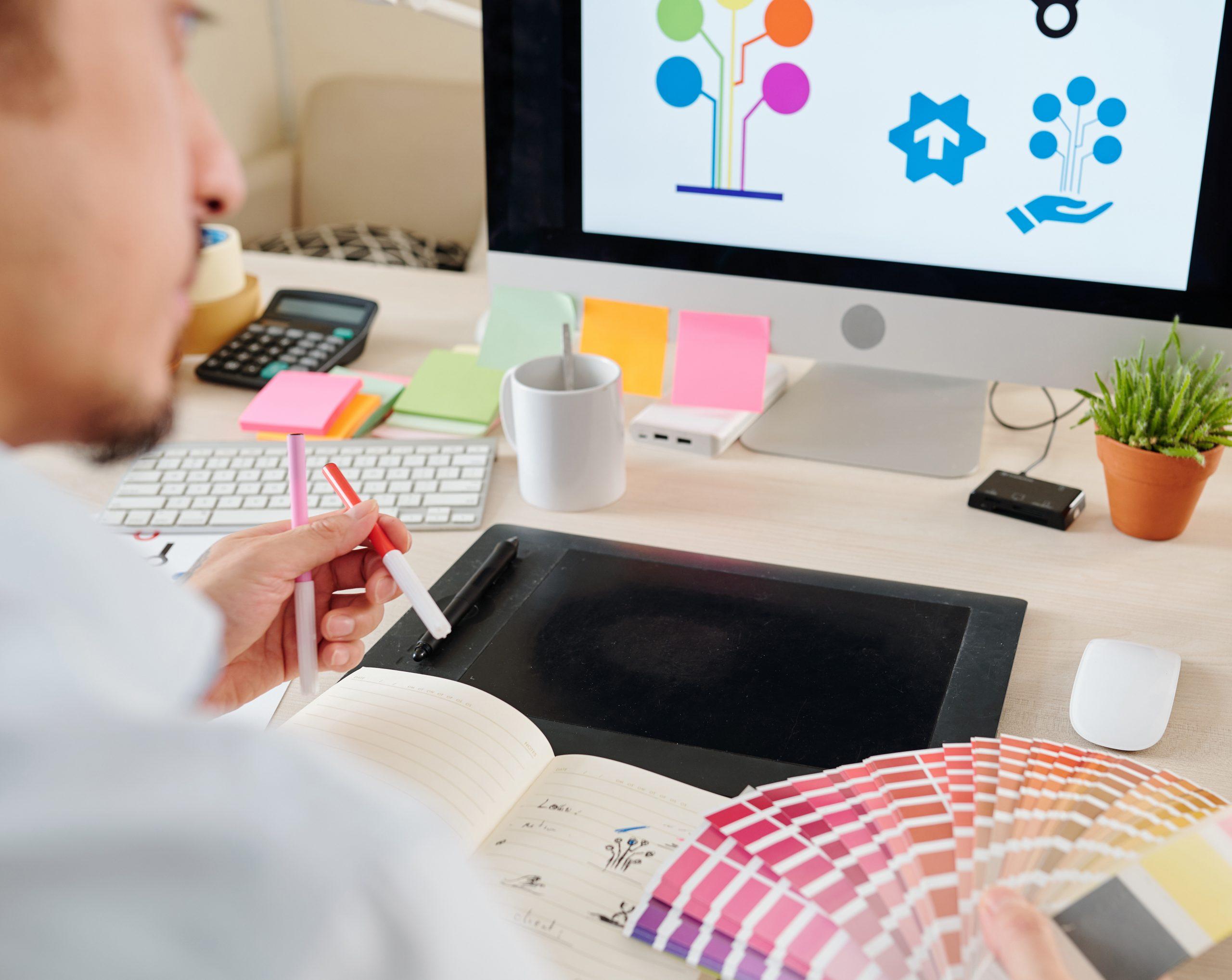 Yaz Dönemi Grafik Tasarım Uzmanlığı Eğitimleri başlıyor
